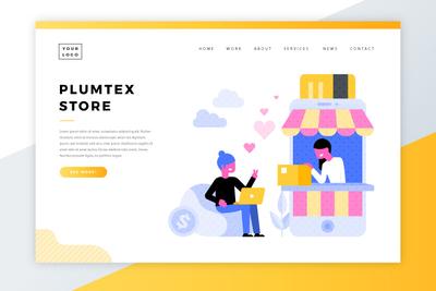 Нова версия - PlumTex Store 1.8.6