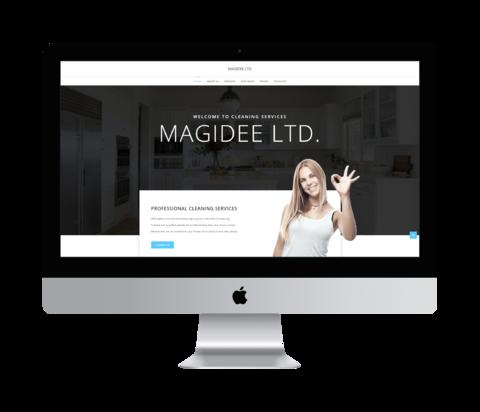 Magidee.co.uk - Screenshot